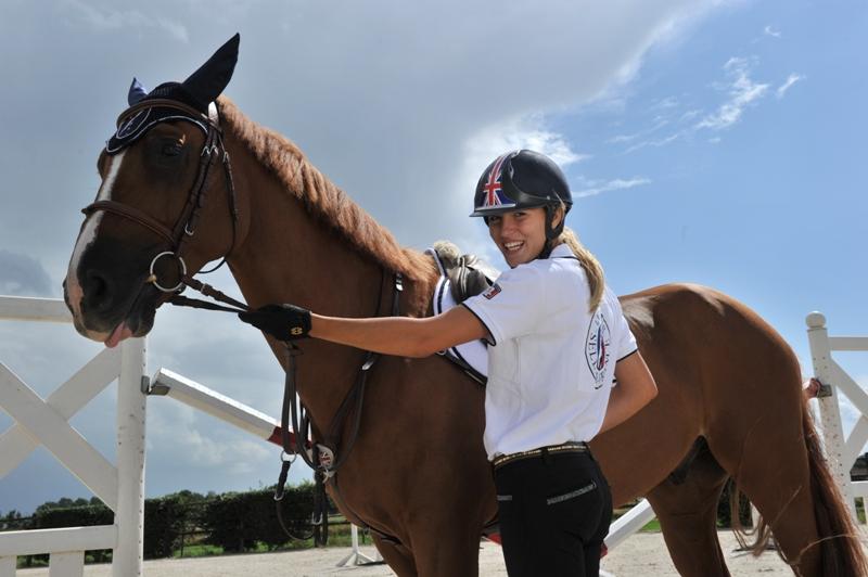 Jessica Mendoza Equestrian Wikipedia