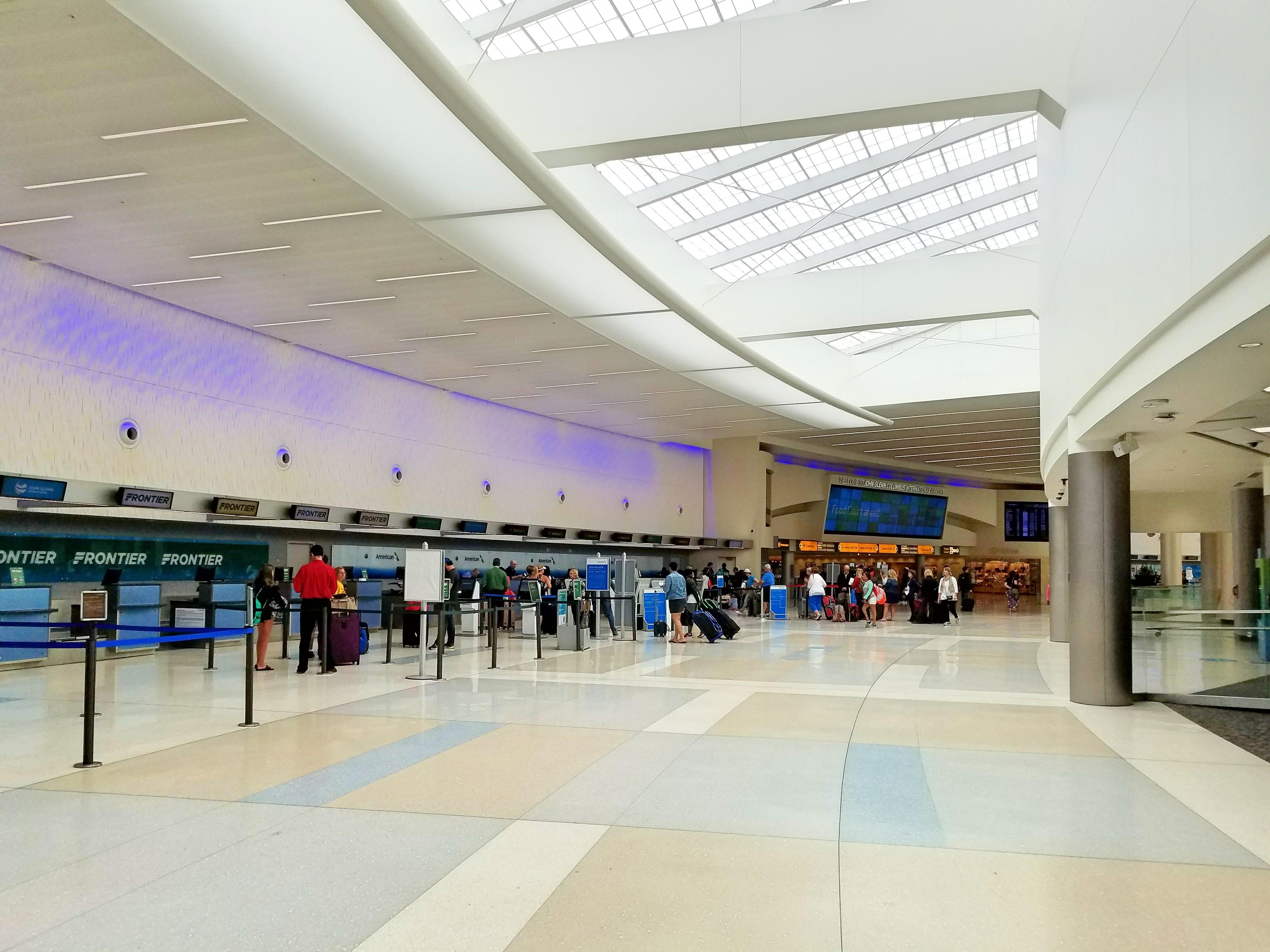 John Glenn Airport