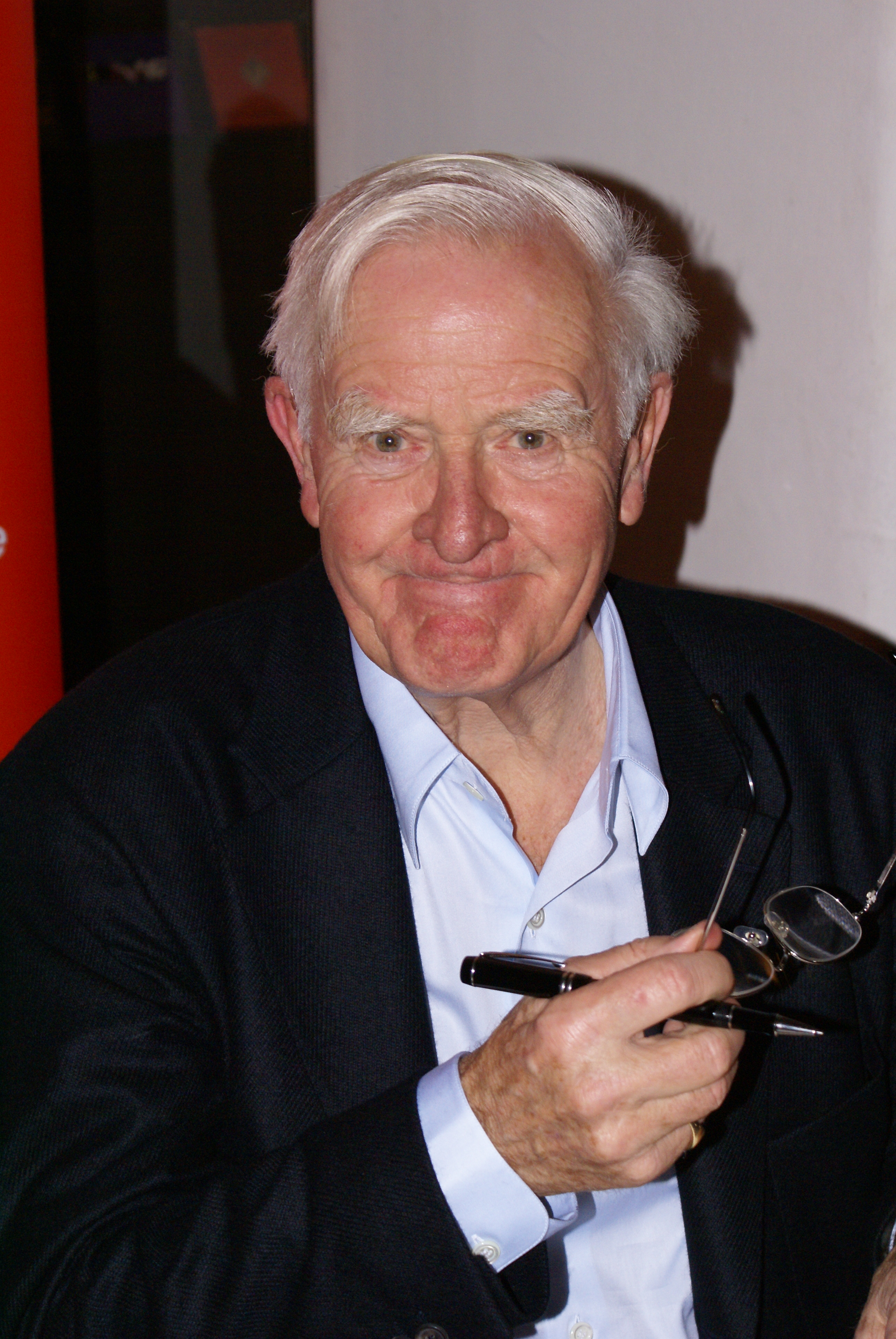 Portrait of John Le Carré