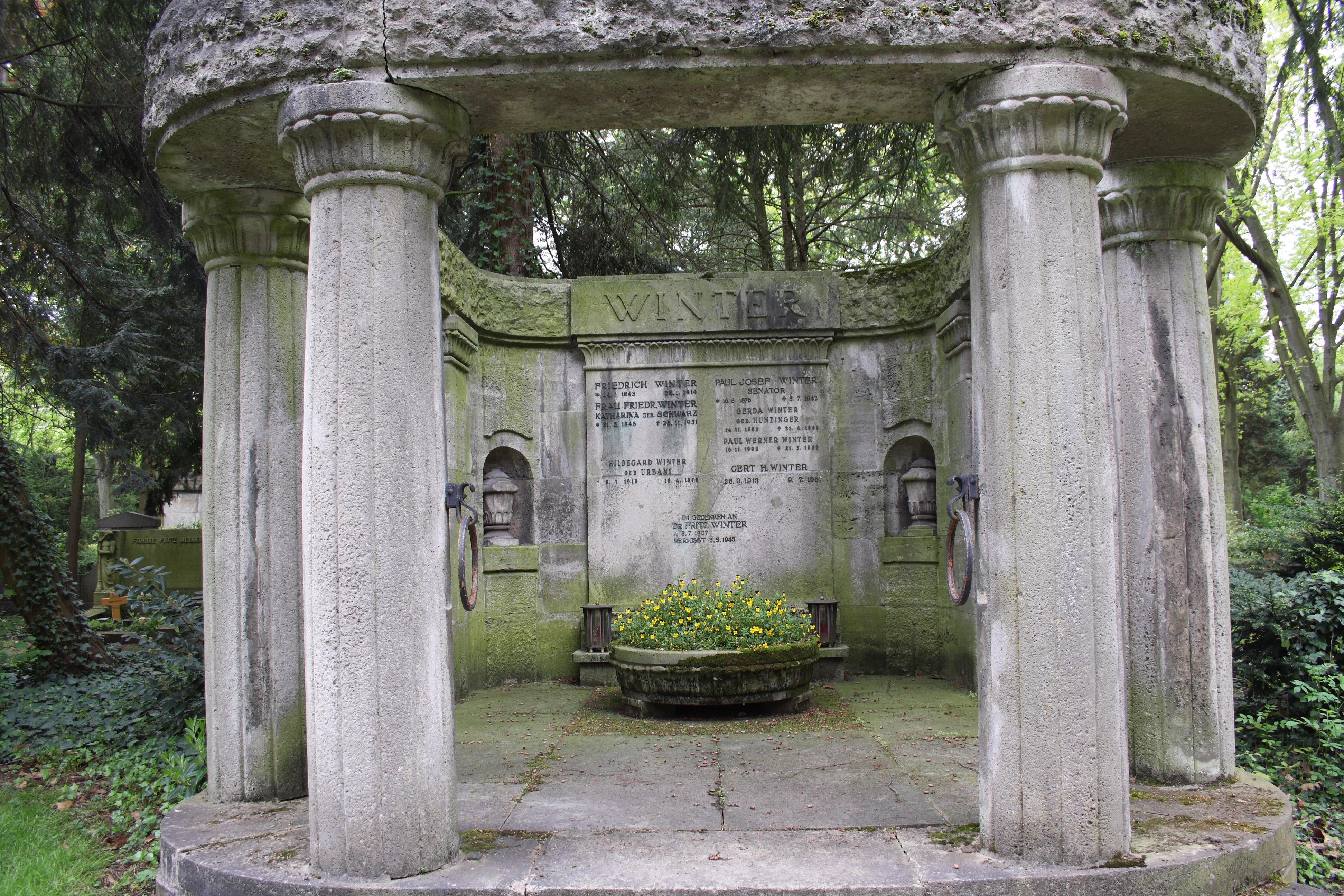 Friedhof Köln Melaten