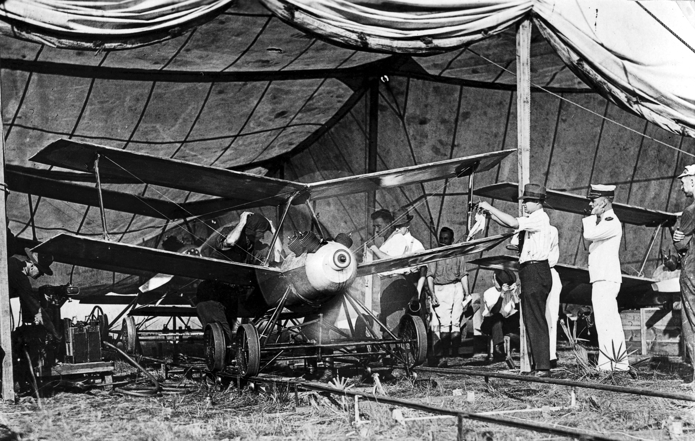 Kettering Bug (US Army. c. 1918)