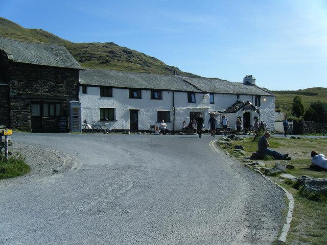 Kirkstone Pass Inn - geograph.org.uk - 1502965