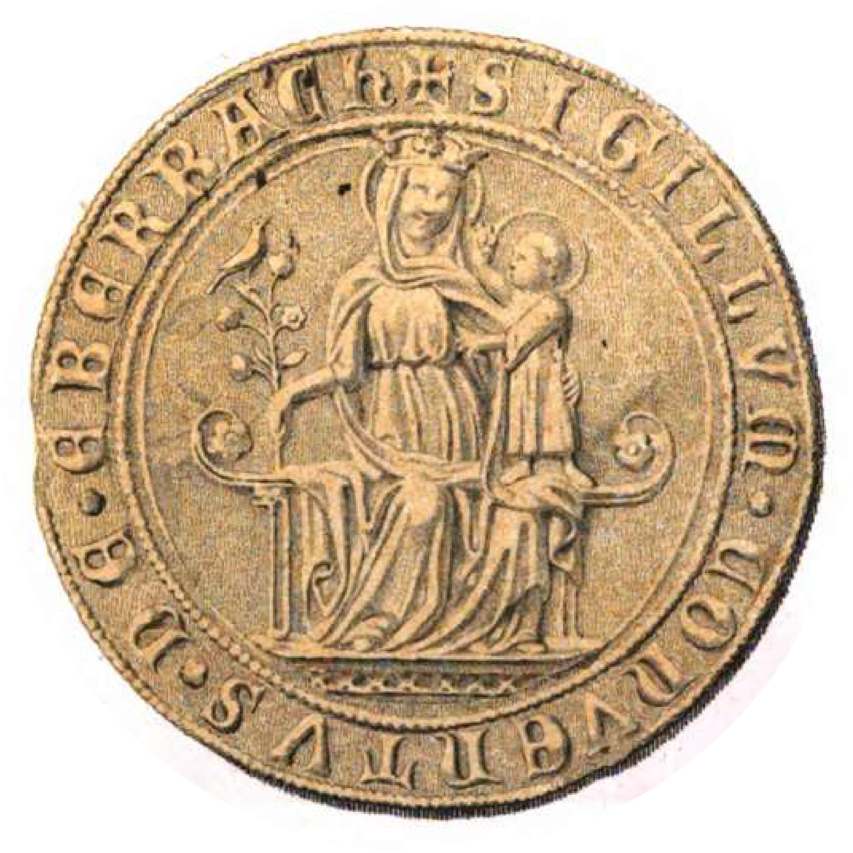 File:Kloster Eberbach Konventsiegel (1332-1803).jpg