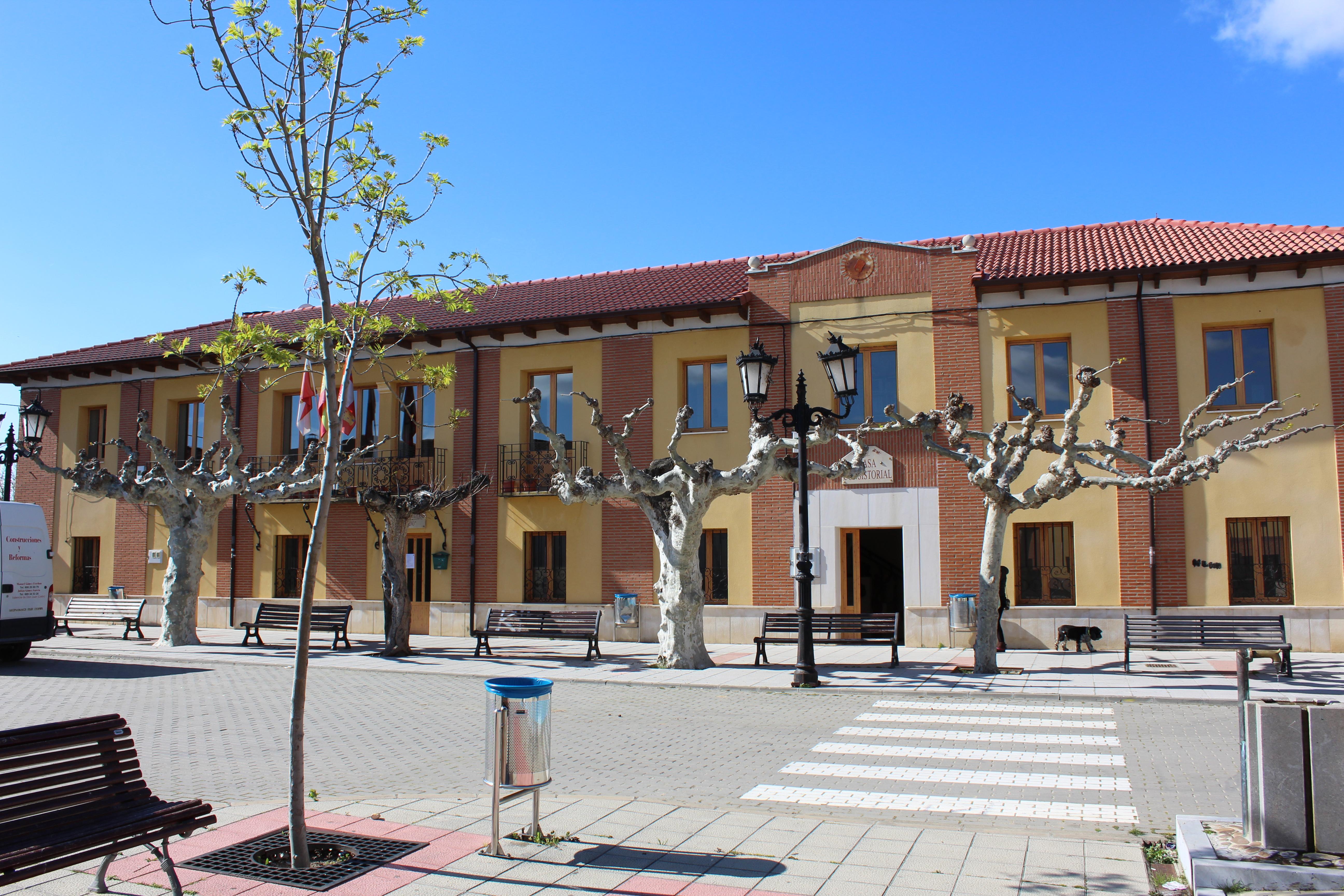 Depiction of Fresno de la Vega