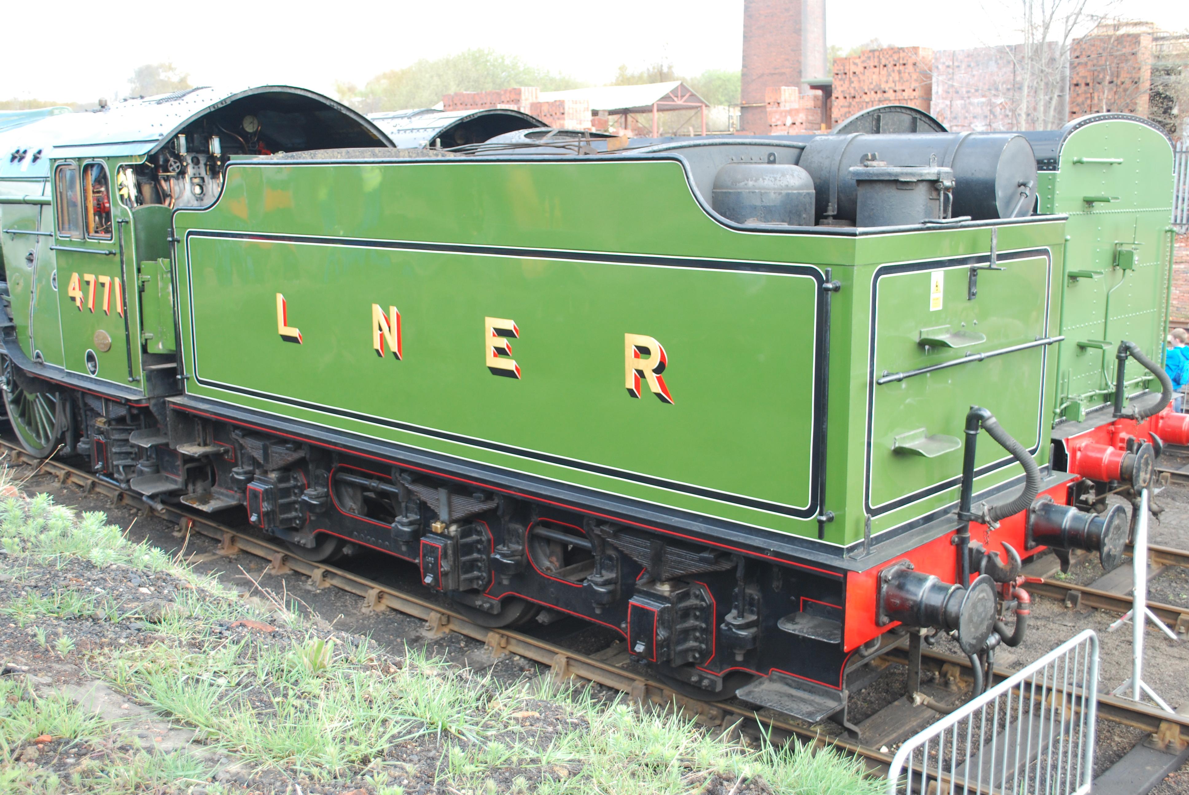 Description LNER...N Class