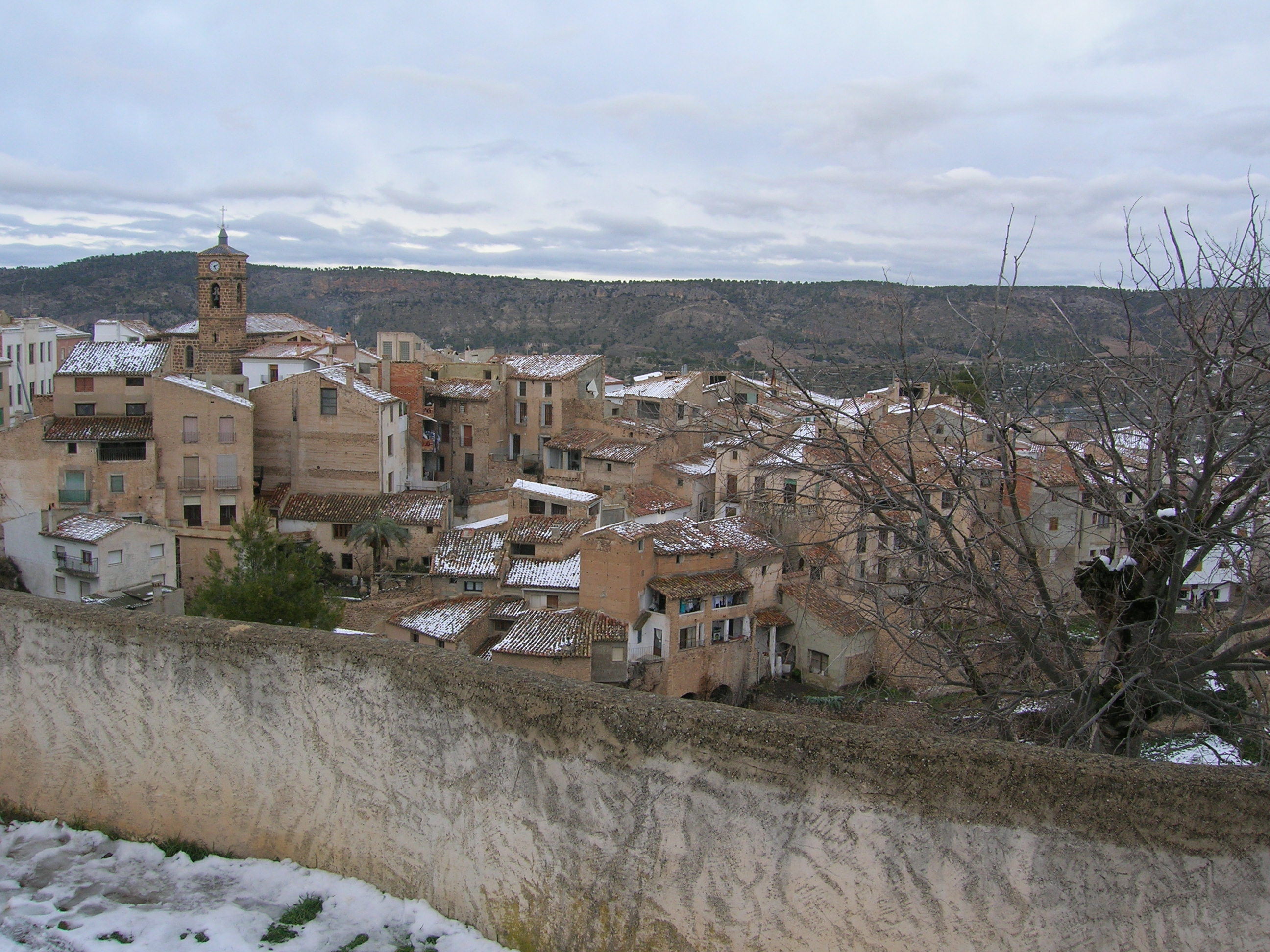 Albacete Spain  city pictures gallery : Letur Albacete Spain general view Wikimedia Commons