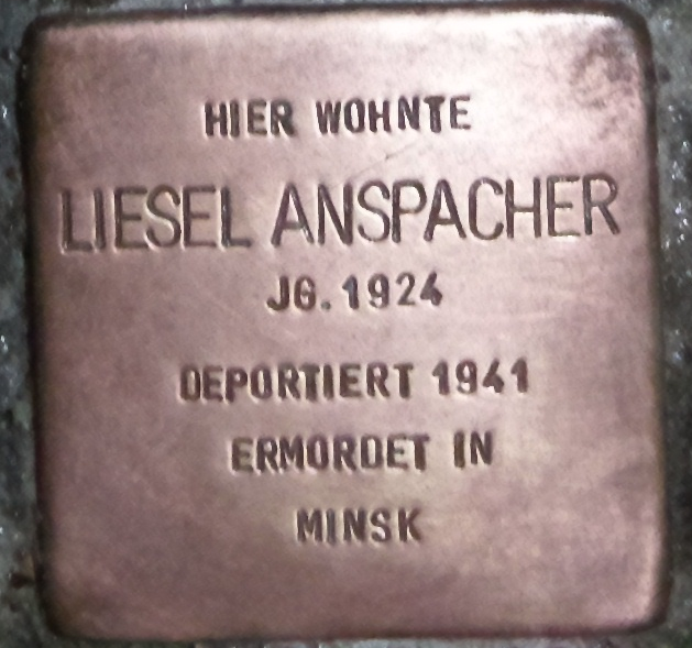 Liesel Anspacher