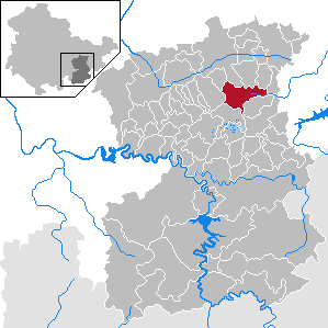 Linda bei Neustadt an der Orla Place in Thuringia, Germany