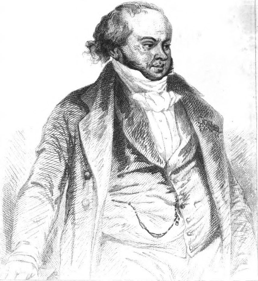 Portrait de Louis-Désiré Véron par Charles Carey
