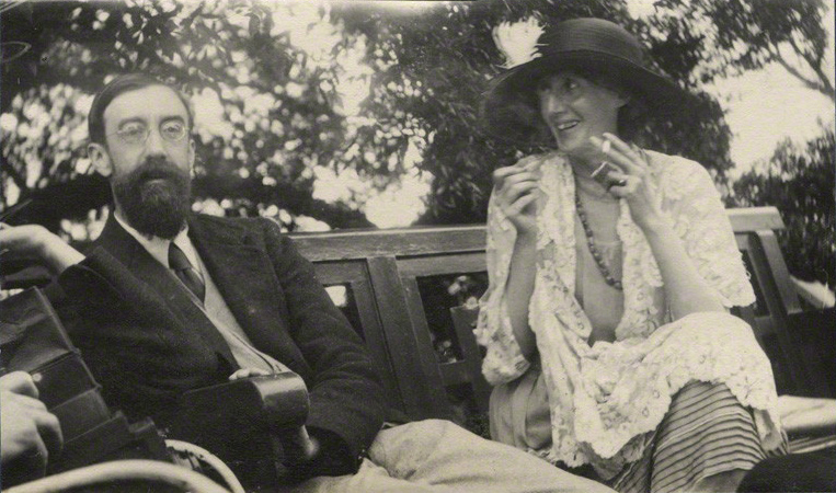 The letters of Lytton Strachey Lytton_Strachey_and_Virginia_Woolf_by_Ottoline_Morrell