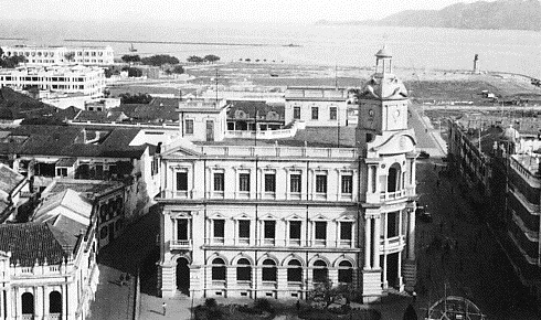 History Reading Circle: Forêt on Macau | all about History at ...
