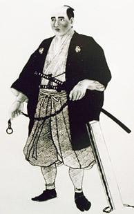 Mamiya Rinzō Japanese explorer