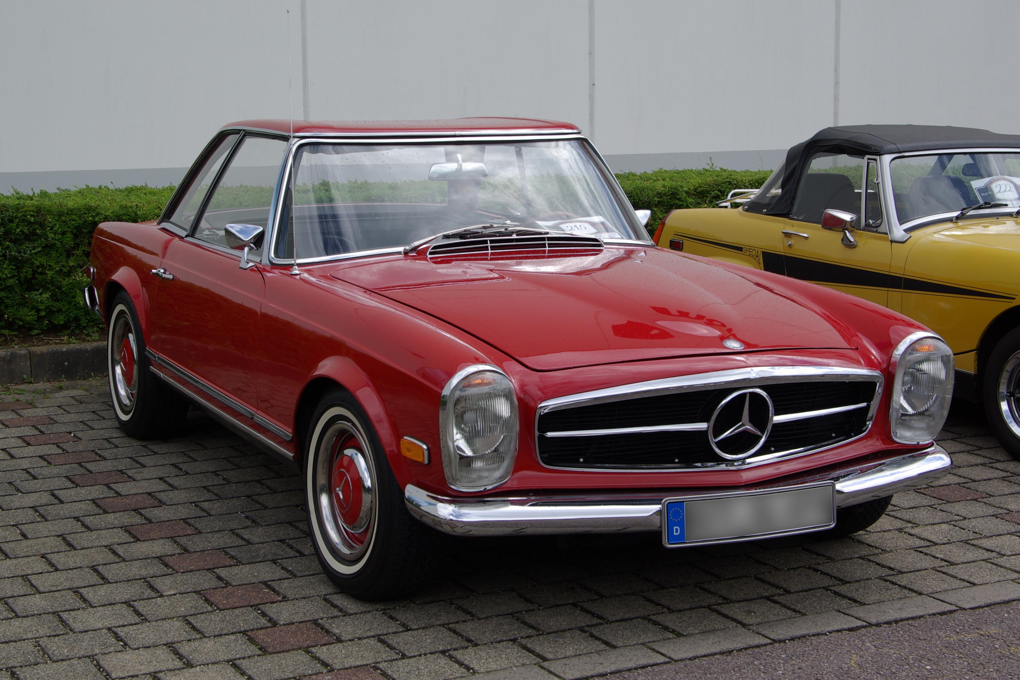 Mercedes benz w 113 bilder for Mercedes benz e 250