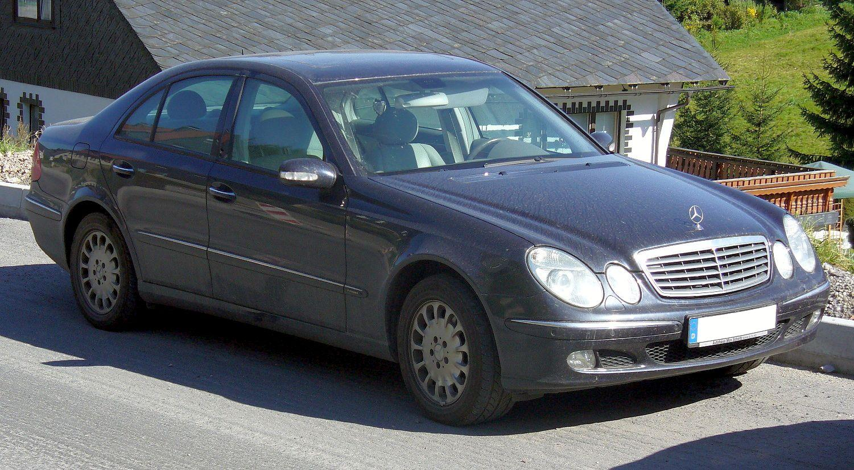 Mercedes E Klasse R Ef Bf Bdckleuchten Austausch