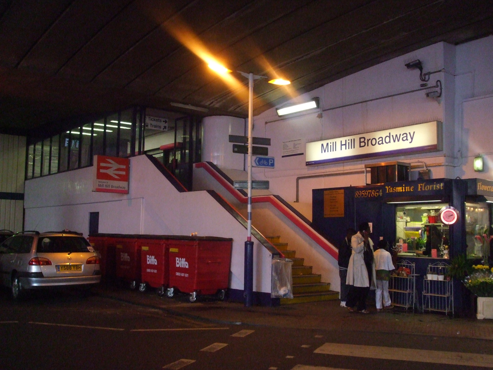 "Image result for ""mill hill broadway station"""
