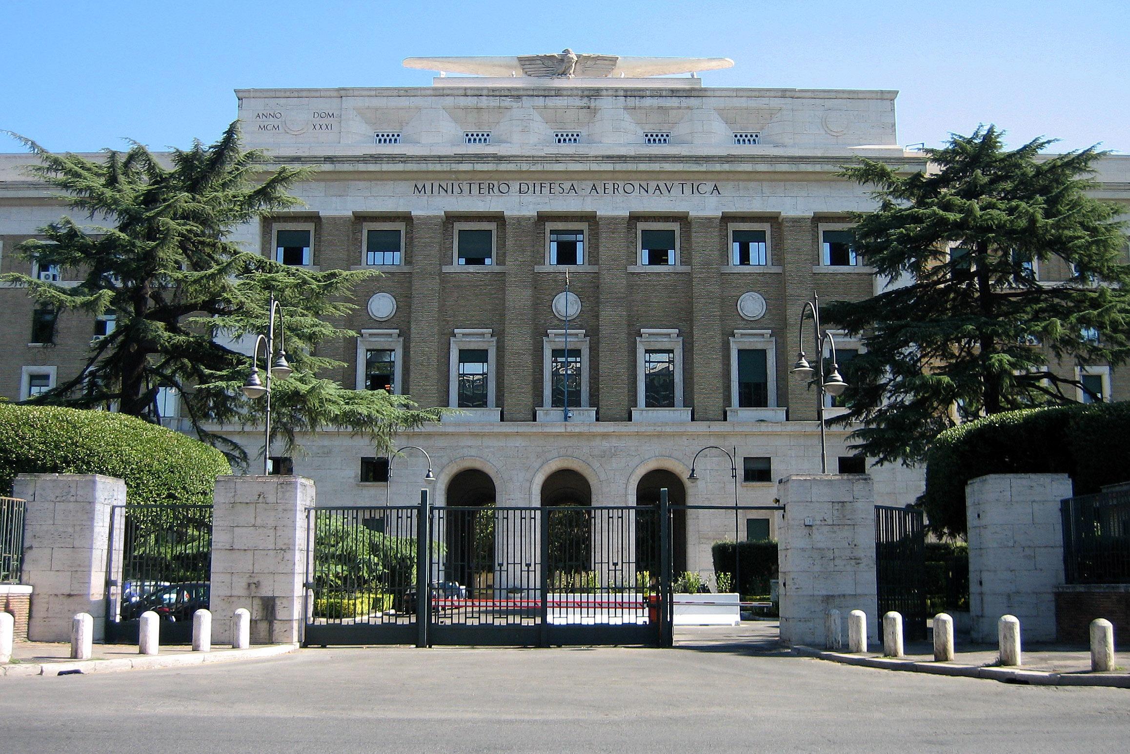 ministero difesa roma