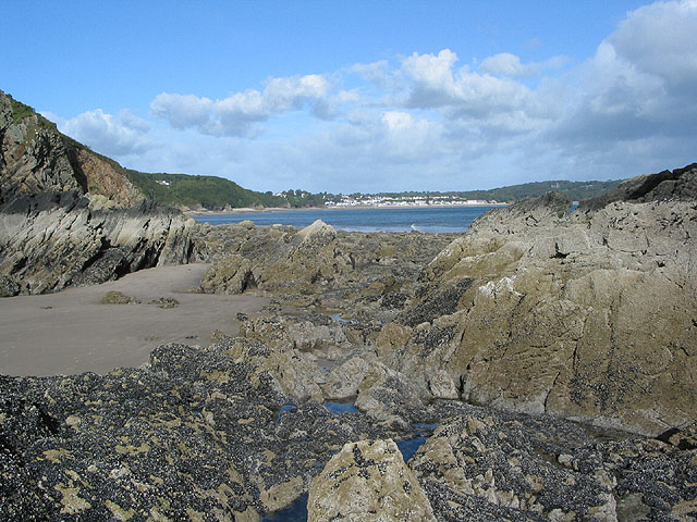 Monkstone Point - geograph.org.uk - 565666