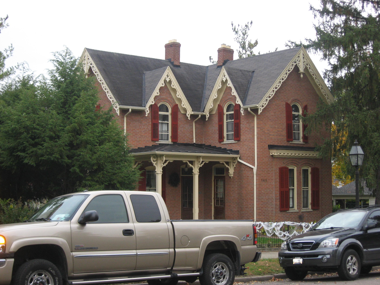 Gables Of St Morris morris house (circleville, ohio) - wikipedia