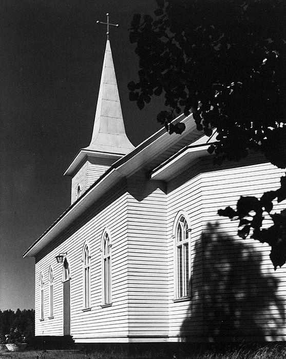 Kyrkbruden i Nederkalix kyrka | Kulturmilj vid Norrbottens