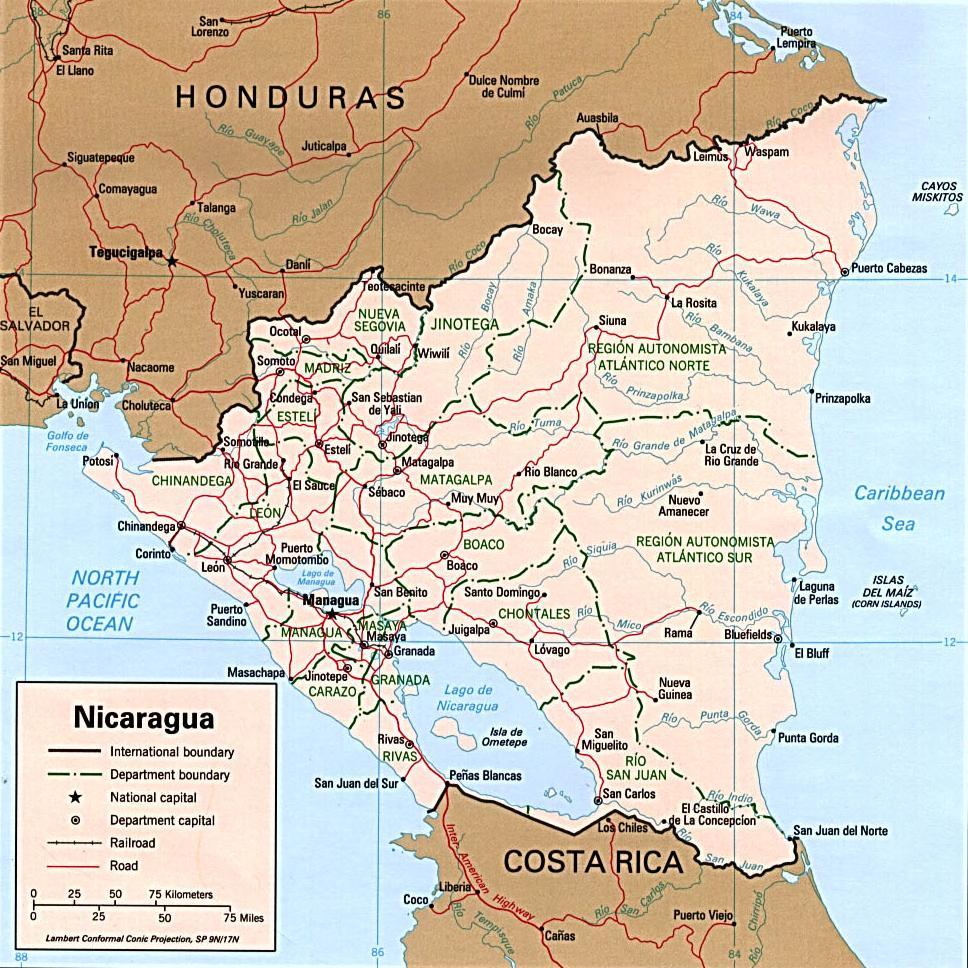 Online dating nicaragua