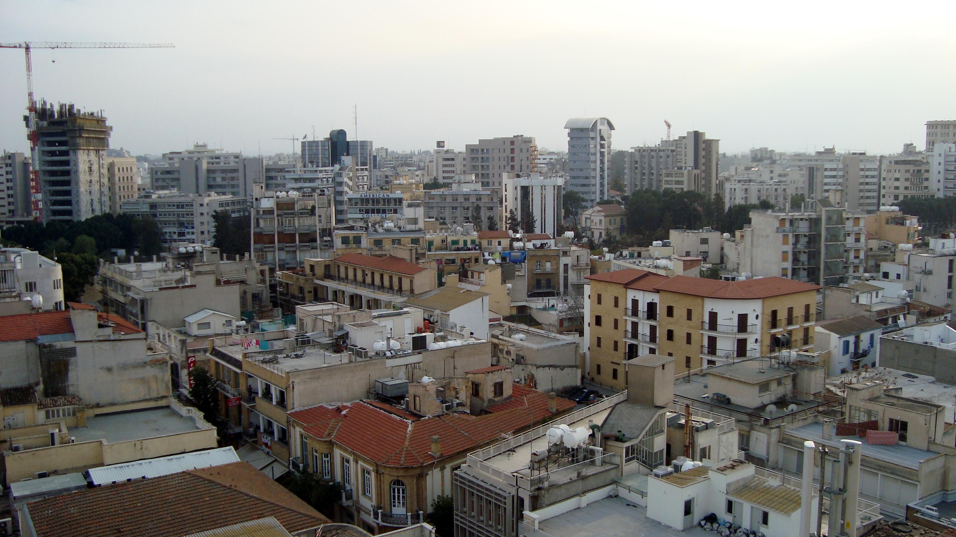 Risalente a nord di Cipro