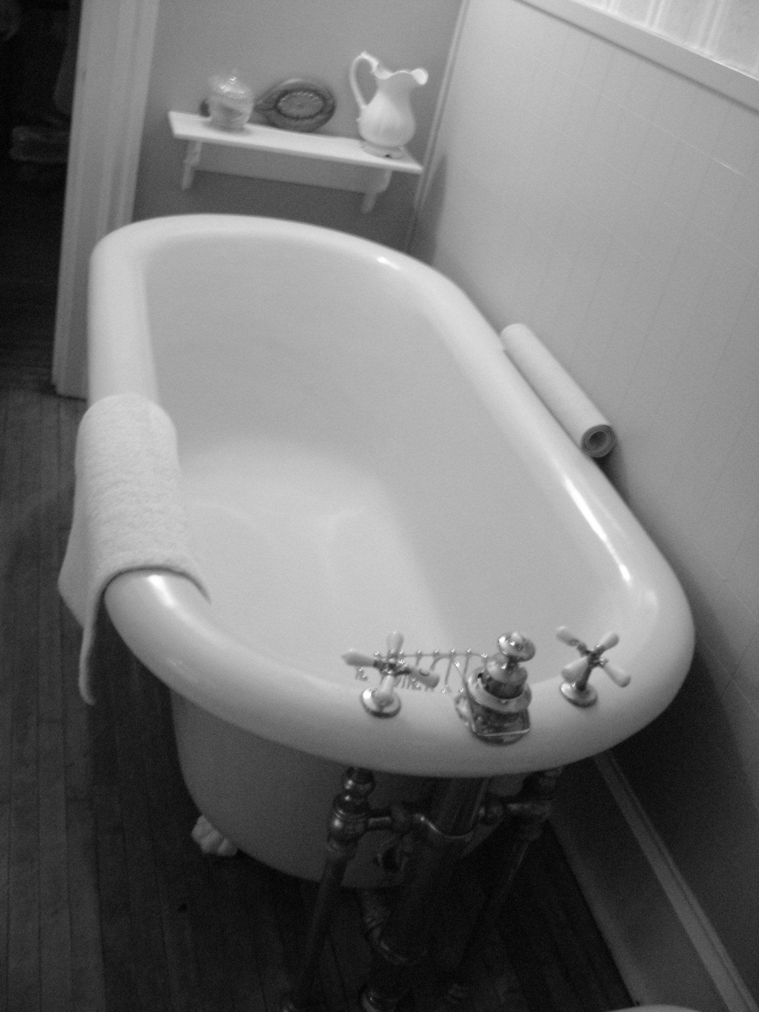 file nineteenth century bathtub. Black Bedroom Furniture Sets. Home Design Ideas