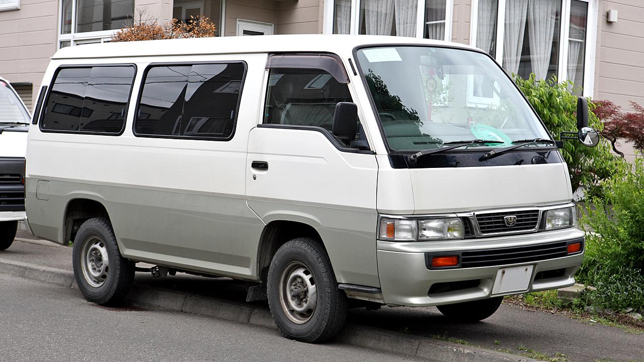 Archivo Nissan Caravan E24 003 Jpg Wikipedia La
