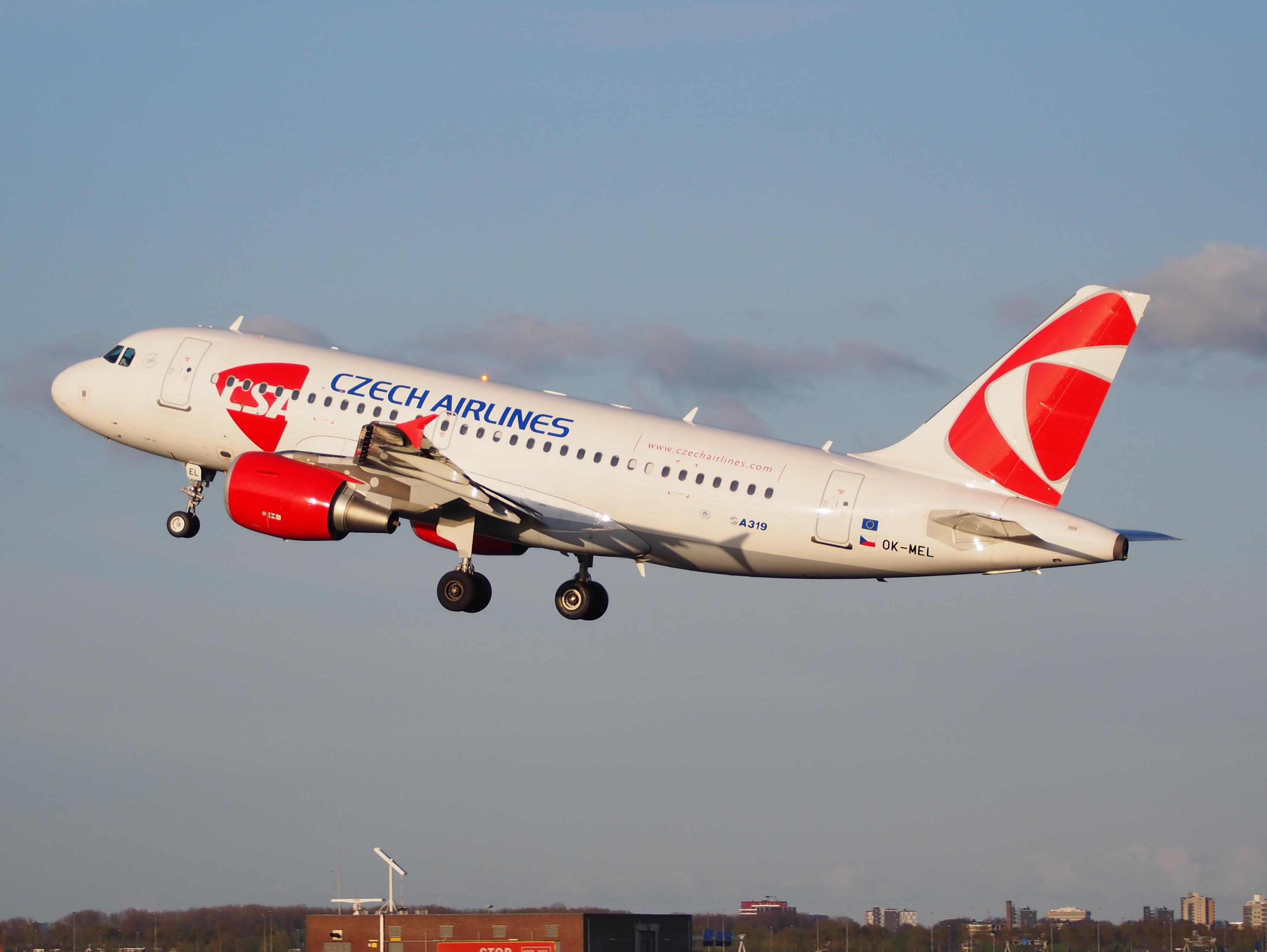 Авиакомпания Czech Airlines авиабилеты и расписание
