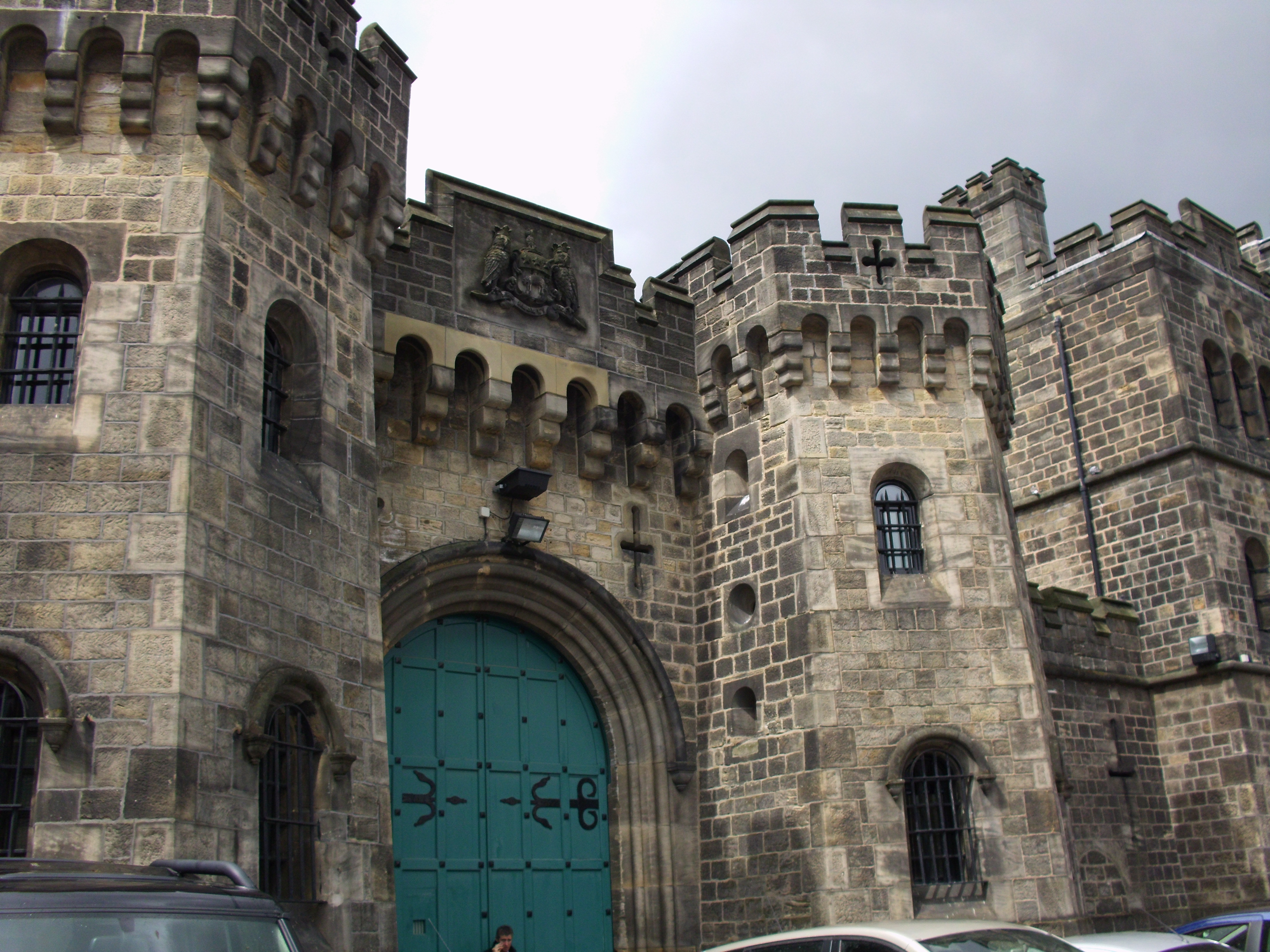 Armley Jail (Image source: Wikipedia)