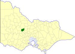 Shire of Bet Bet Local government area in Victoria, Australia
