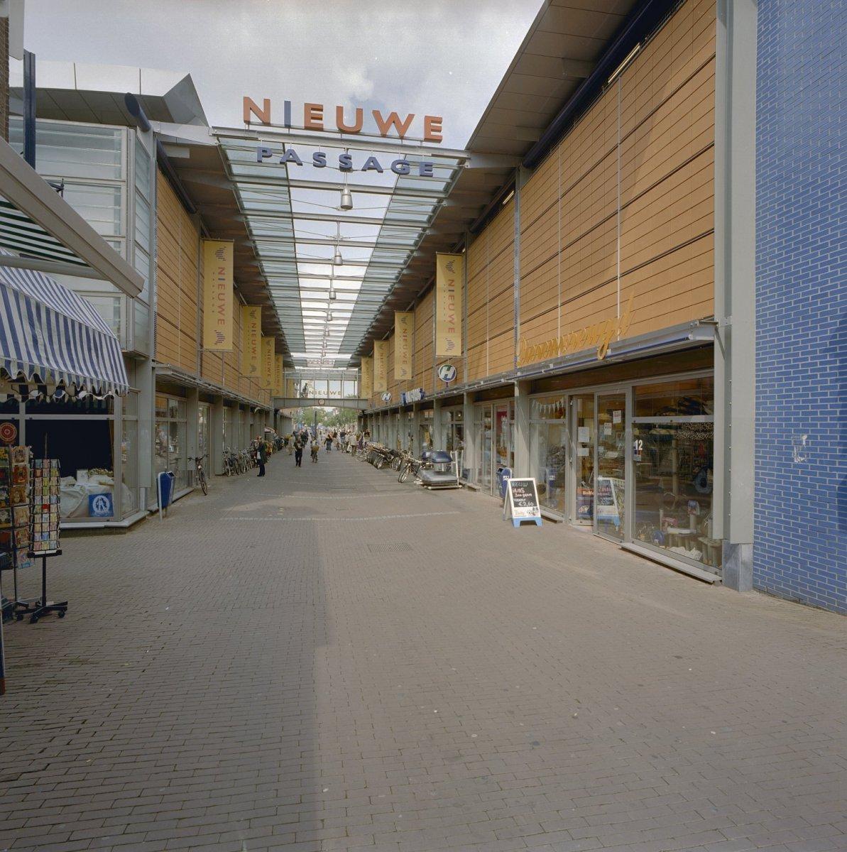 De Passage In Schiedam Monument Rijksmonumentennl