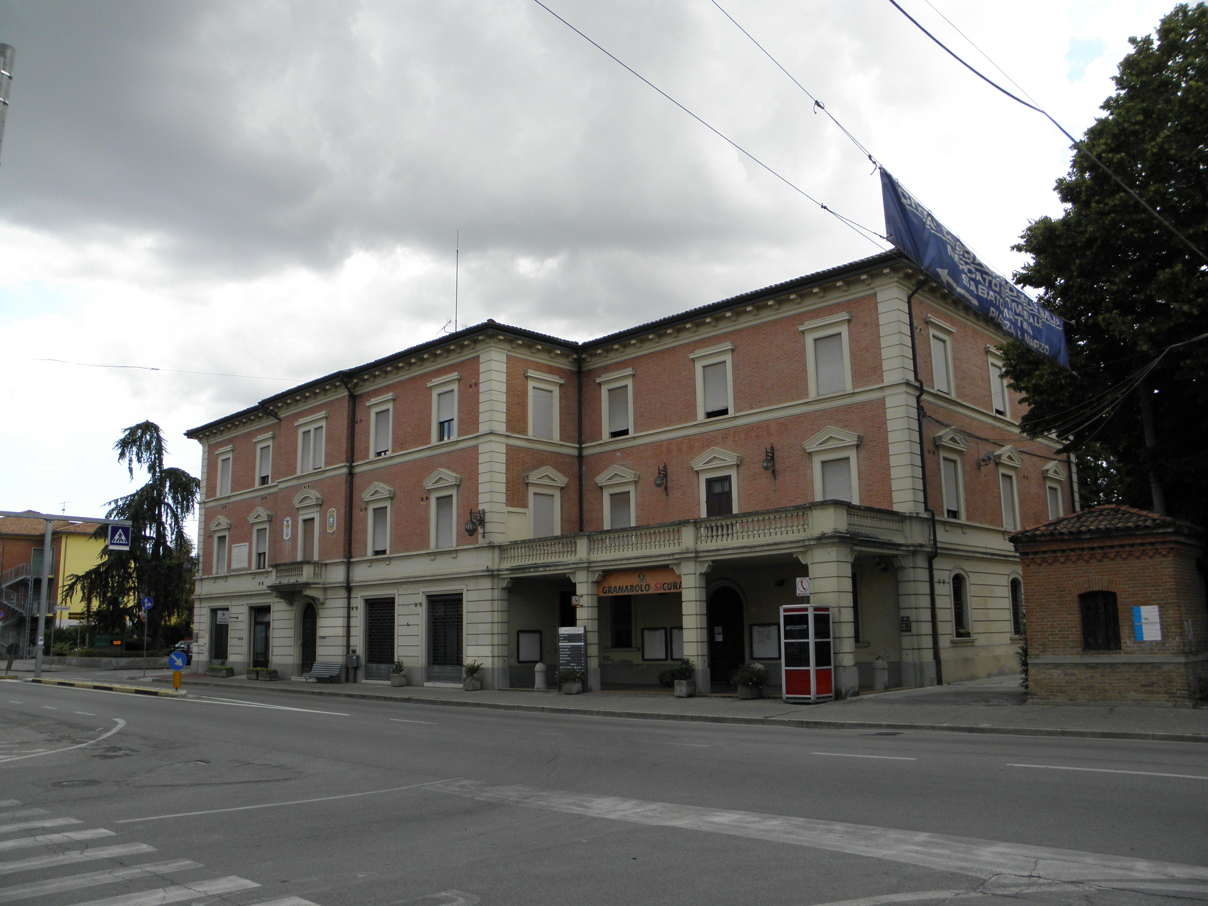 Comune Di Granarolo Dell Emilia granarolo dell'emilia - wikipedia