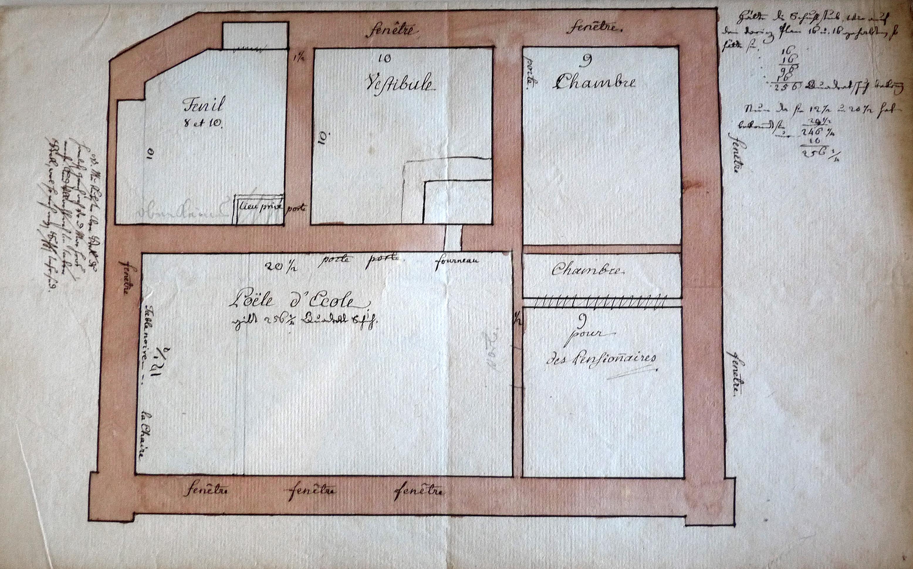 plan 2 maison