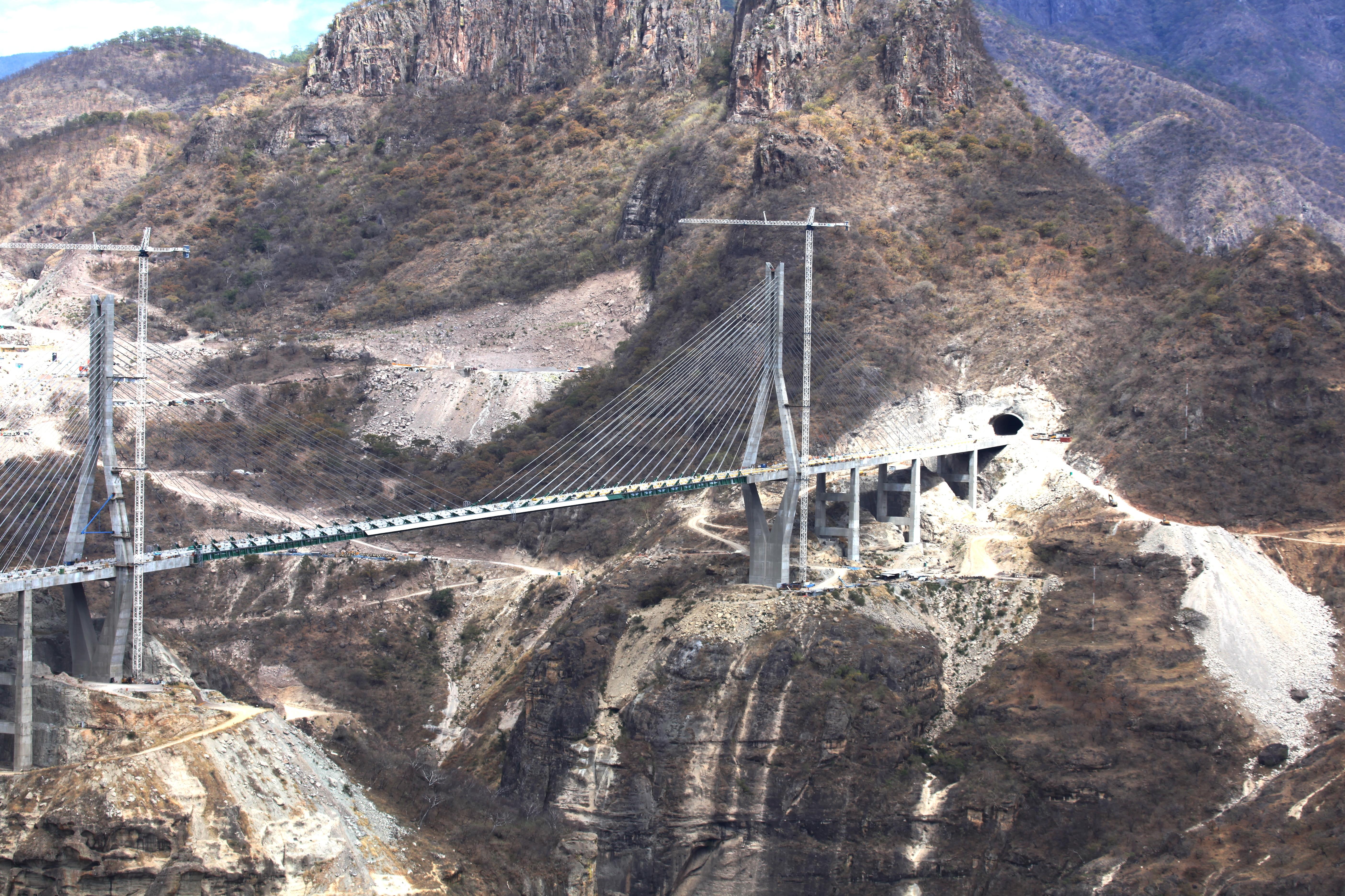 Baluarte Bridge Wikipedia