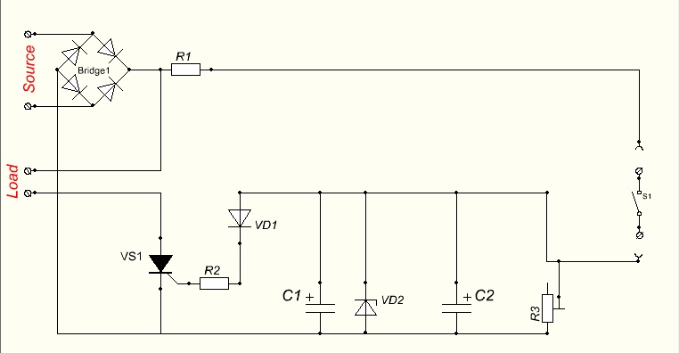 File Pulse relay on capacitor wiring diagram