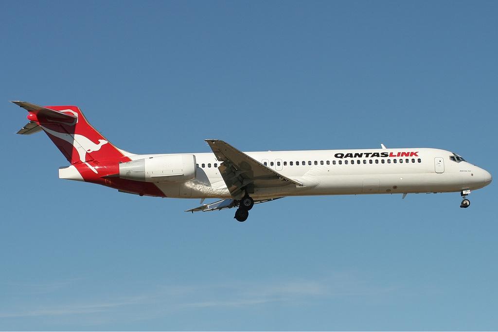 File:QantasLink (National Jet Systems) Boeing 717-200 PER ...