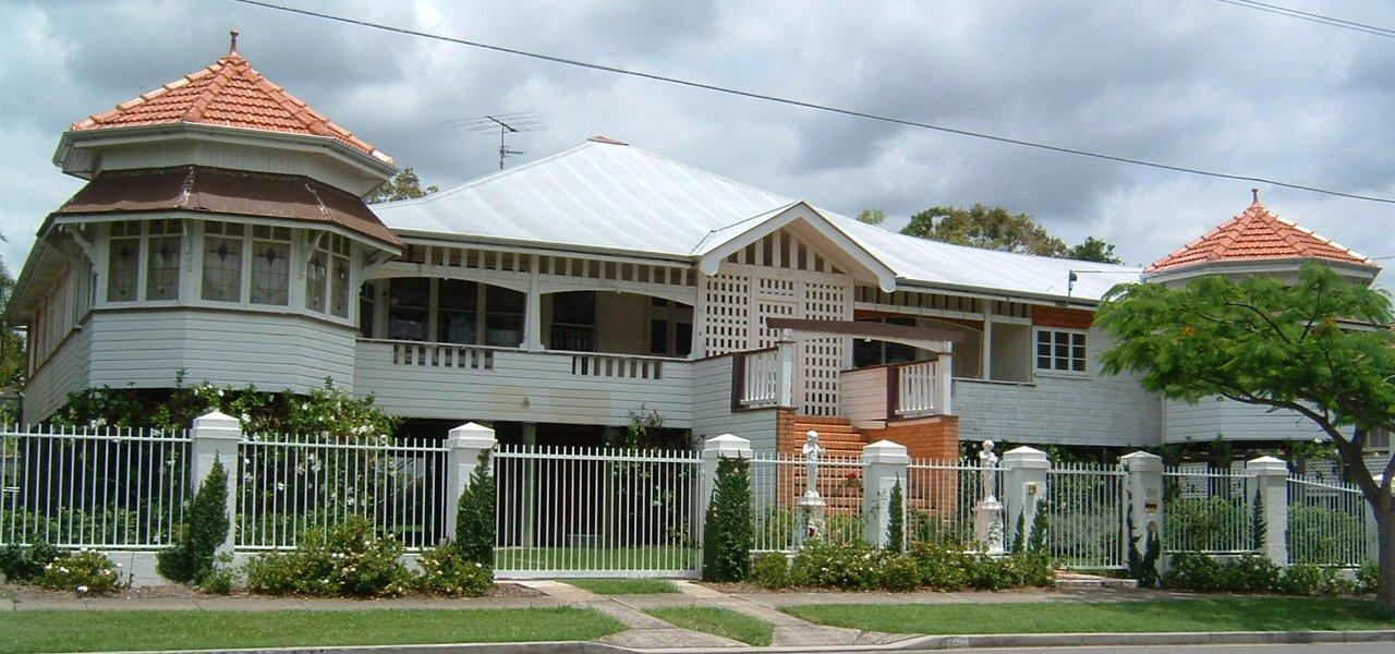 Federation Details Palatial Queenslander 46 48 Aaron