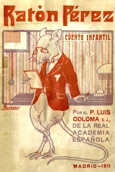 Blog Cultureduca educativa Raton_Perez_%28Cuento%29_pg_1 LA LITERATURA INFANTIL Y JUVENIL: HISTORIA Y EVOLUCIÓN