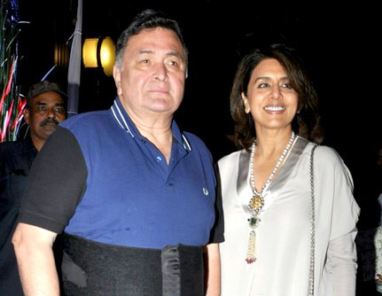 Best friends of Rishi Kapoor