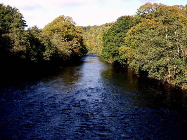 River Tees - geograph.org.uk - 1257618