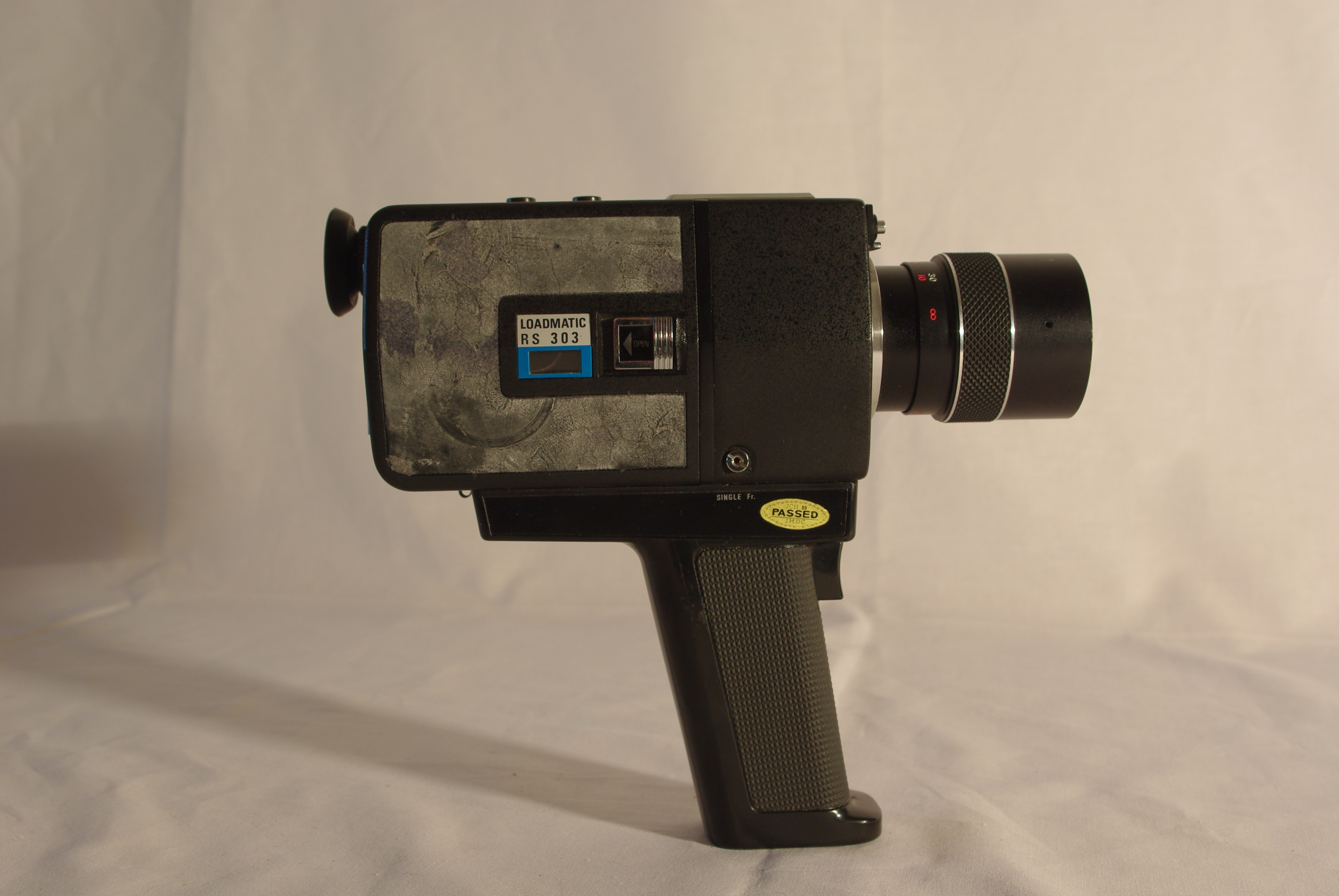 File:Rony Super 8 film camera (1) JPG - Wikimedia Commons