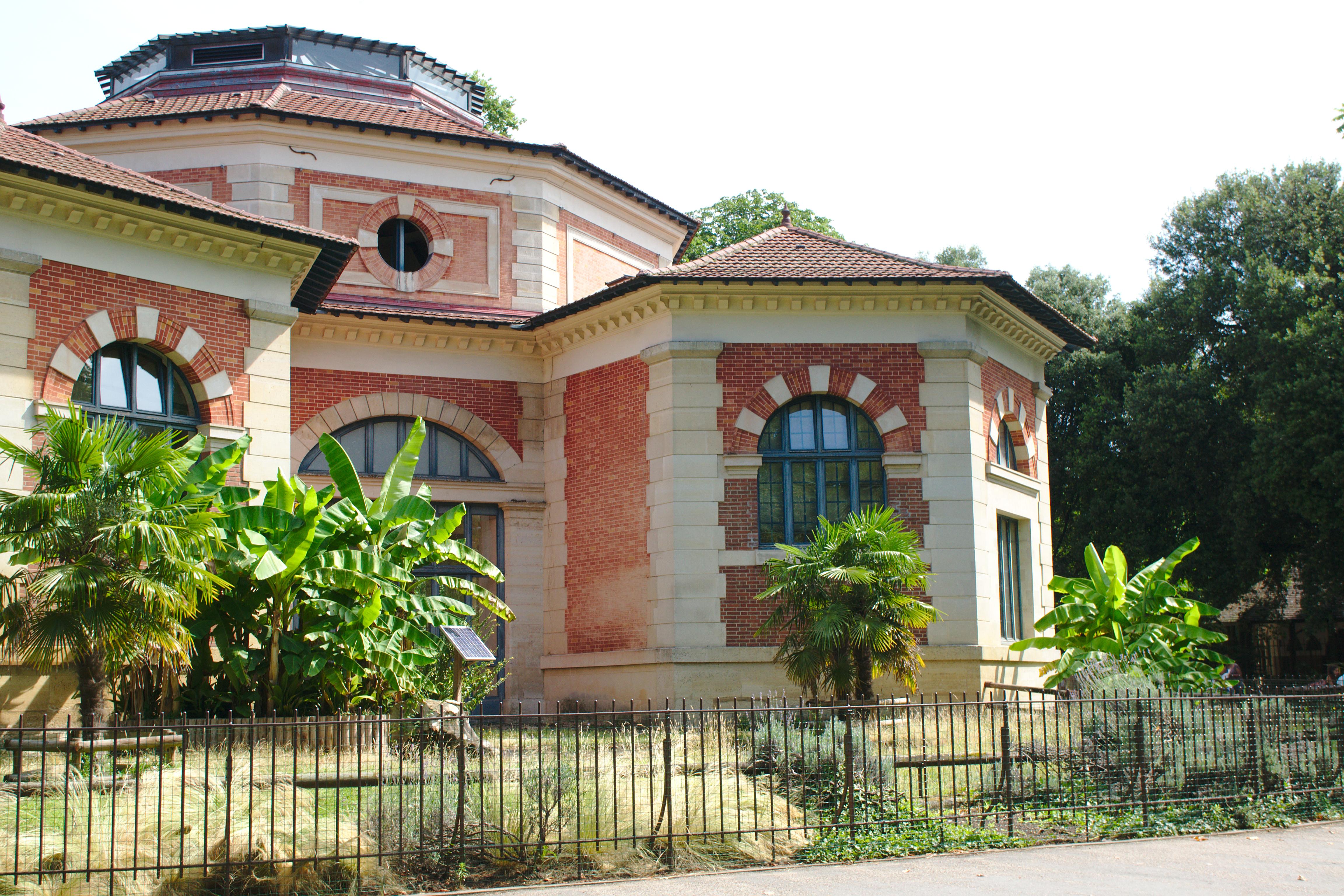 File rotonde menagerie du jardin des plantes wikimedia commons - Menagerie du jardin des plantes tarif ...