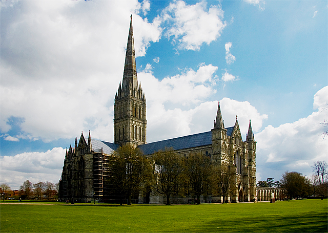 Salisbury Cathedral - geograph.org.uk - 754220