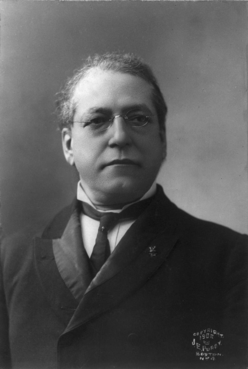 Samuel Gompers - Wikipedia