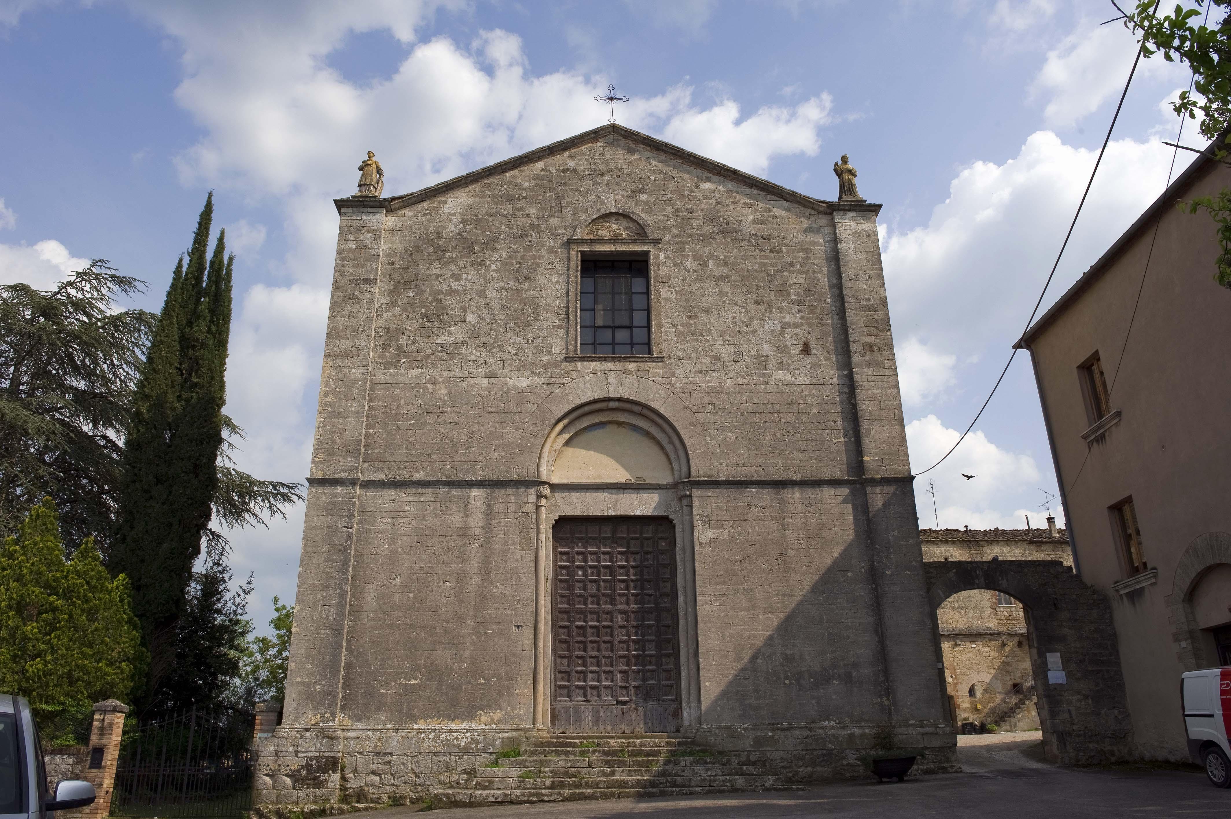 Chiesa di San Francesco,  Asciano