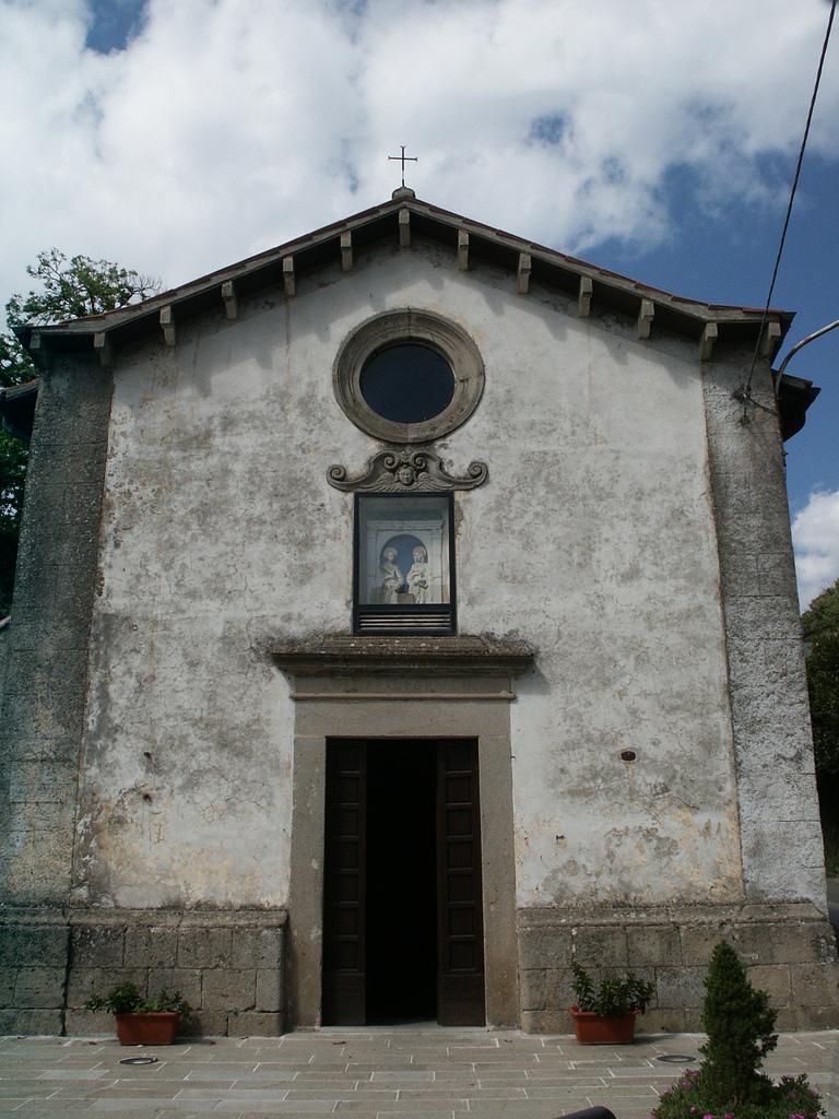 Chiesa della Madonna della Neve- Santa Fiora