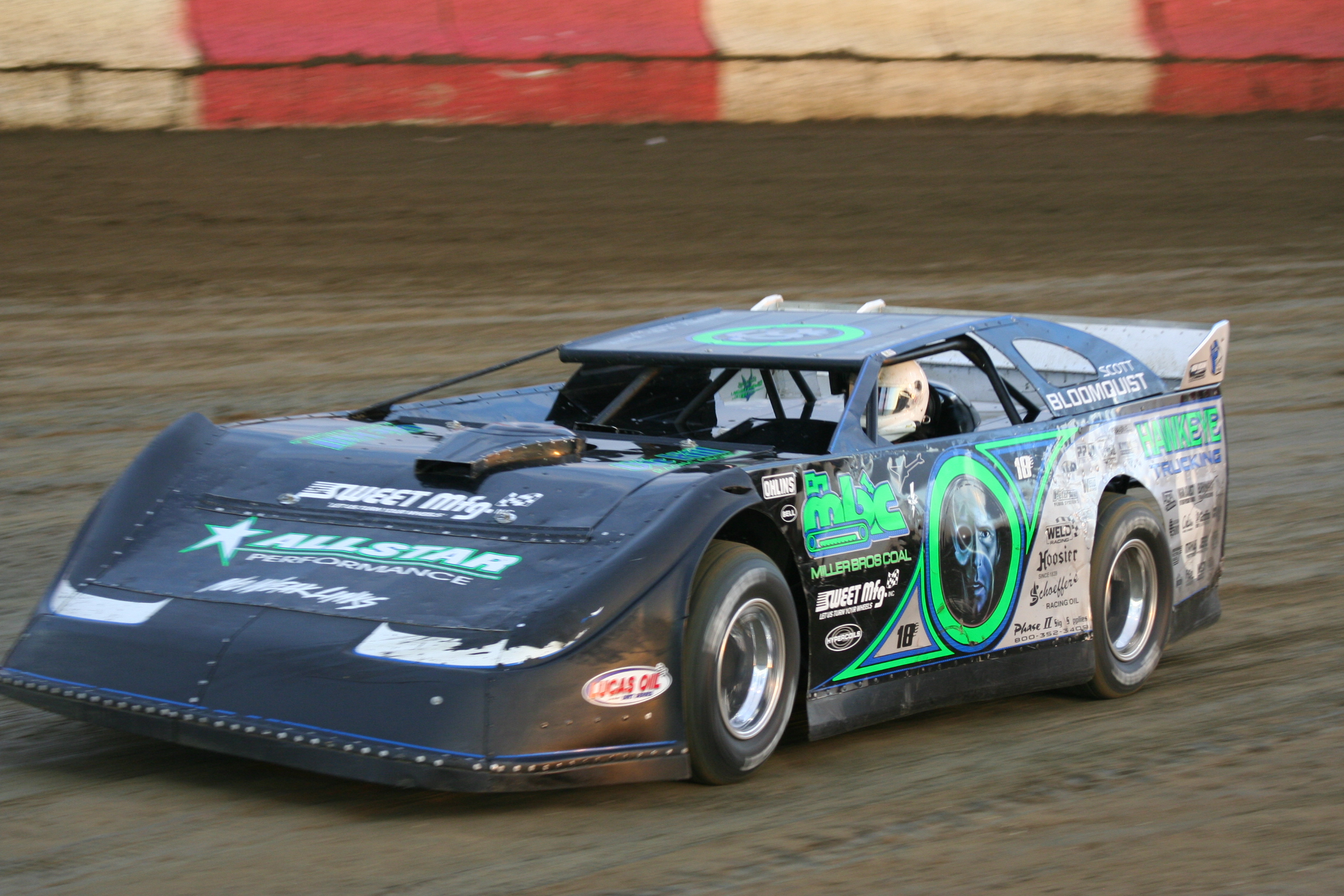 Scott Bloomquist - Wikiwand
