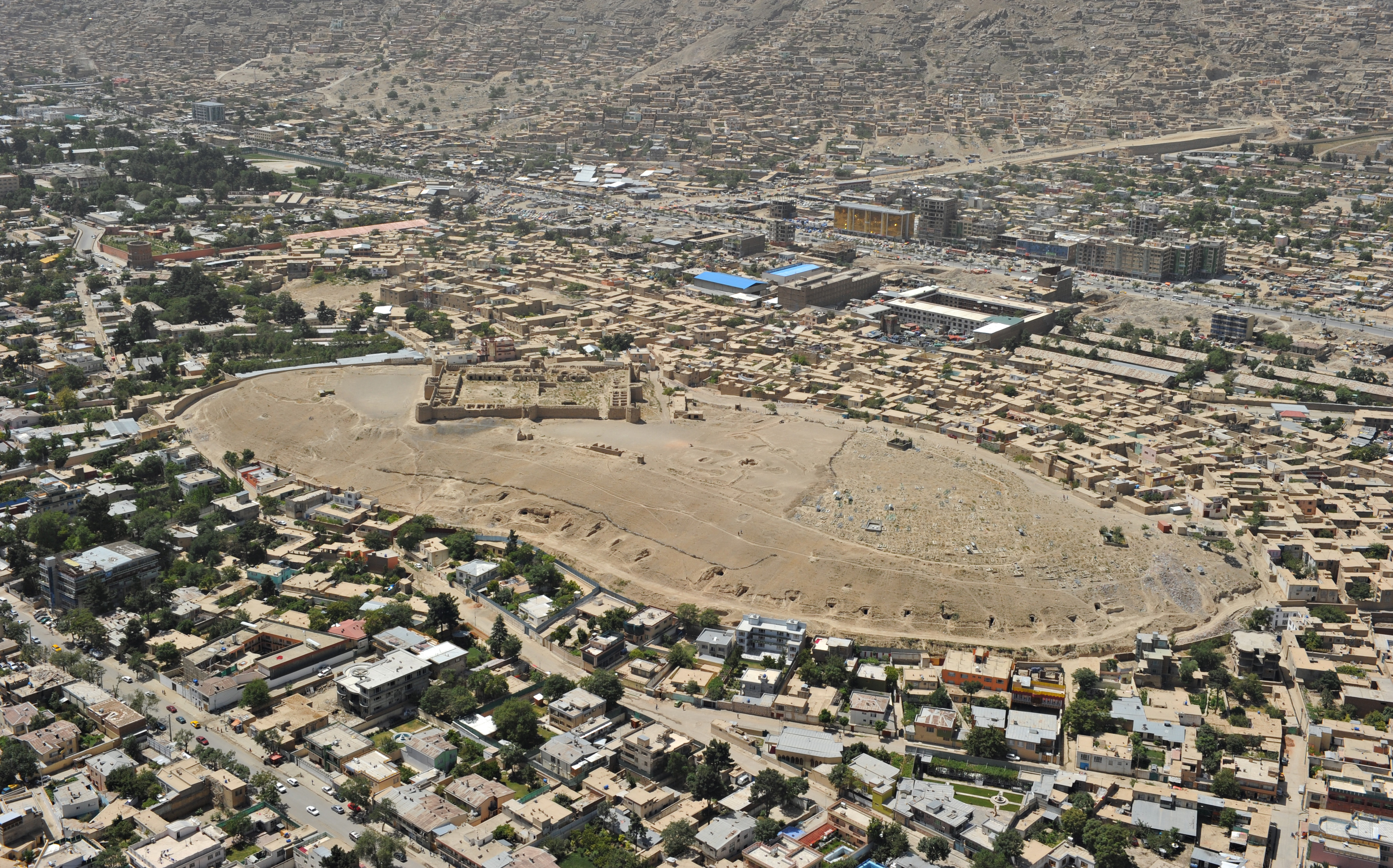 File:Section of Kabul in 2011.jpg - Wikimedia Commons