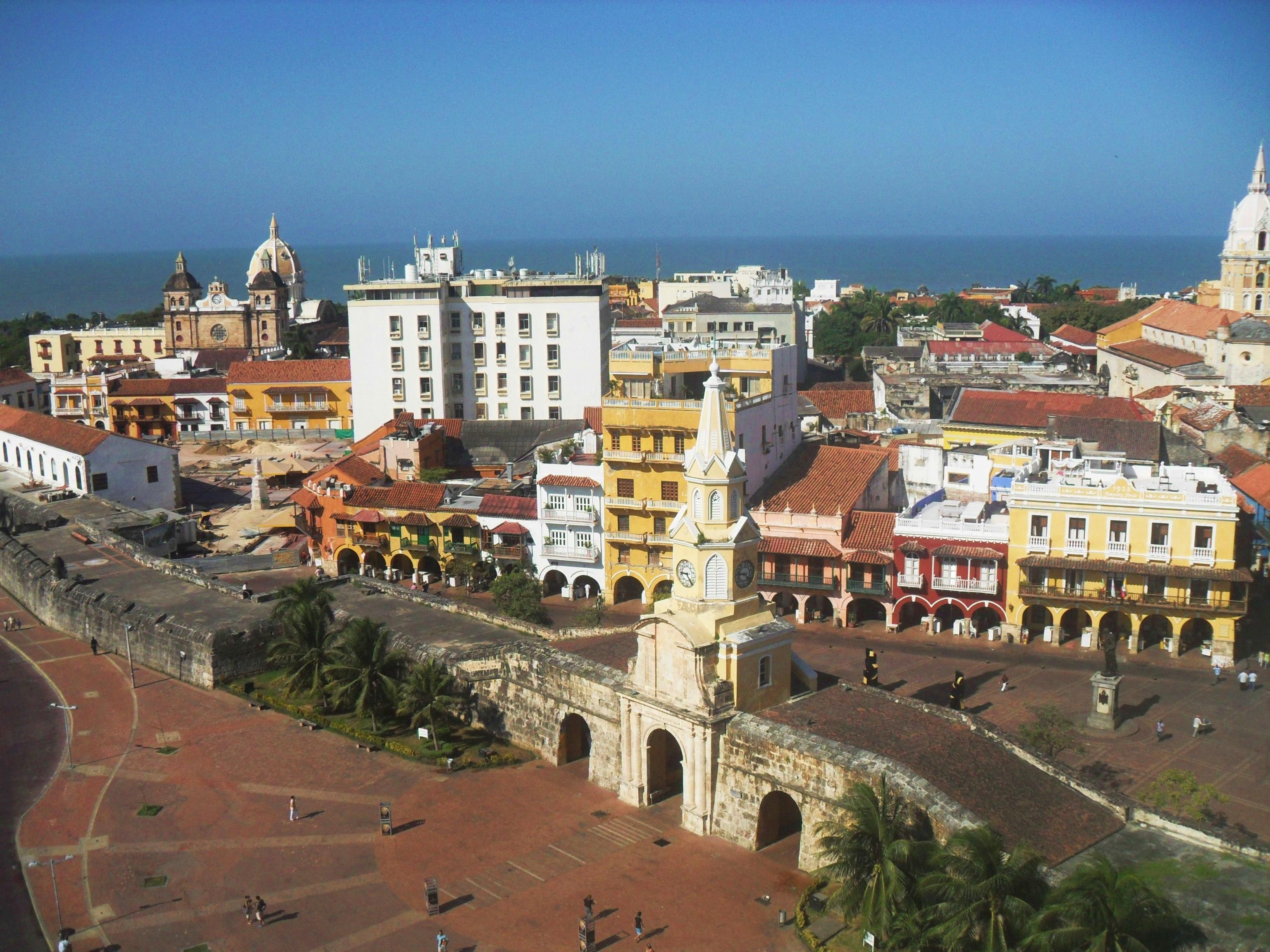 File Sector Antiguo De La Ciudad De Cartagena De Indias 2 Jpg Wikimedia Commons