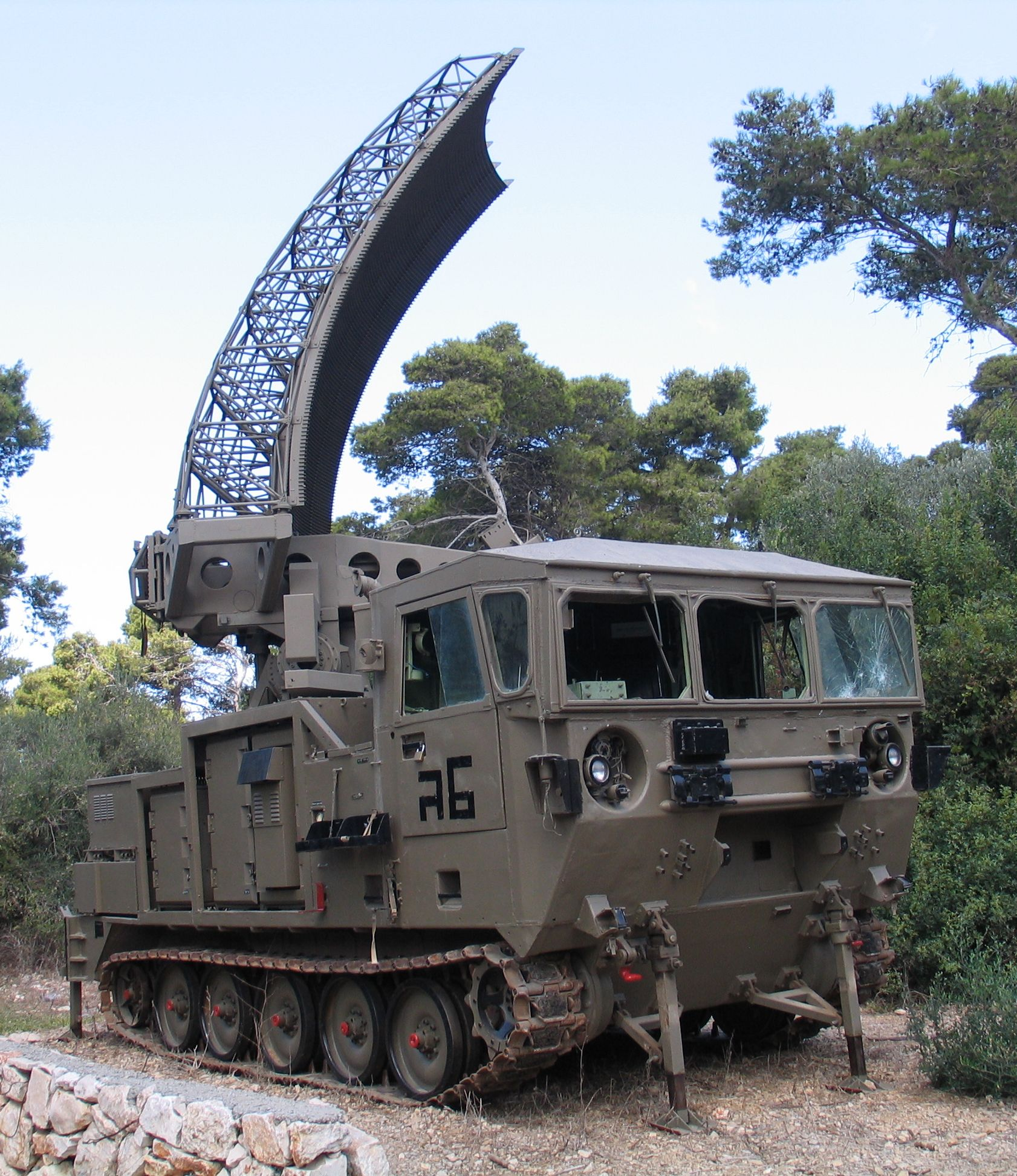 Car Battery Military Terminals